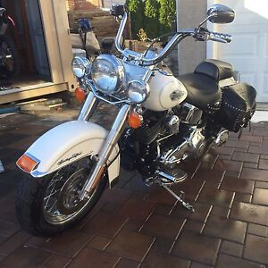 2004 Harley Davidson Heritage Classic Softtail