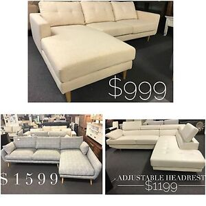 50-70% OFF BRAND NEW SOFAS! FURNITURE ON SALE. BIG CLEARANCE SALE Inner Sydney Preview