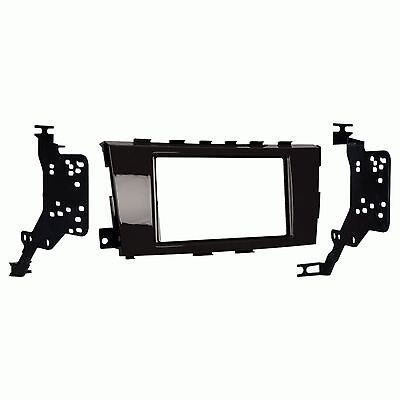 METRA 95-7617GHG Dash Kit for 2013 2014 2015 Nissan Altima Double Din Install