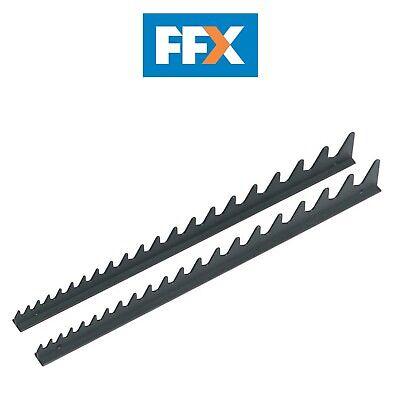 Sealey WR01 425mm Sharks Teeth Spanner Rack 2pc