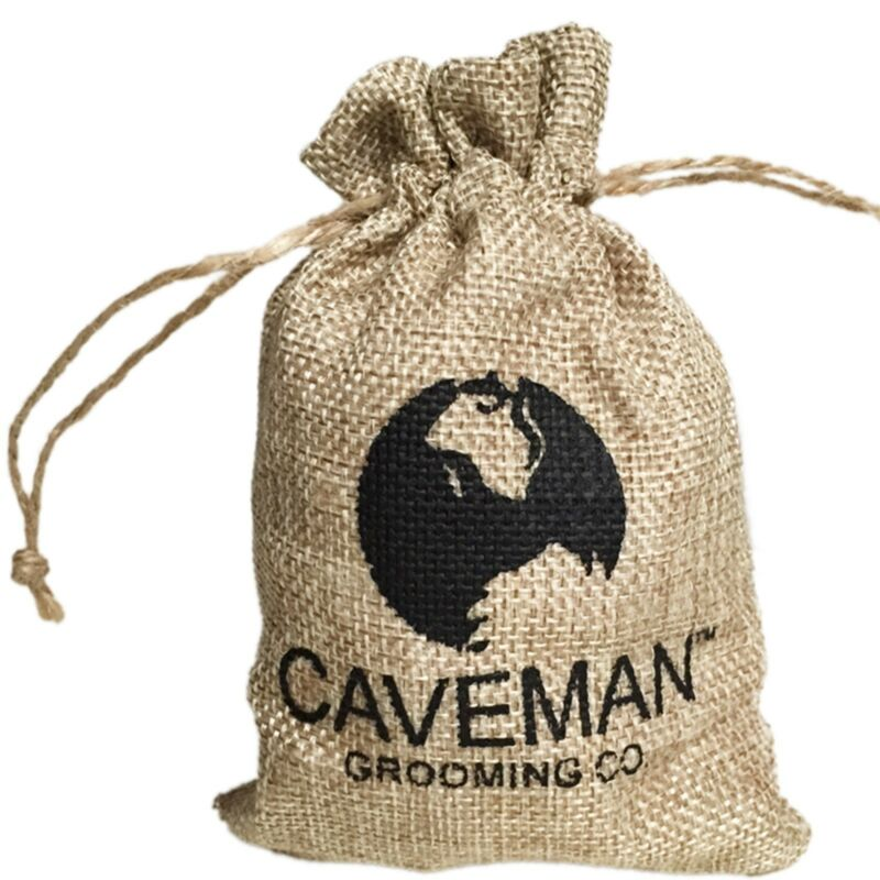 Balm Free Beard Soap Hand Crafted Caveman® Beard Oil Set Kit Beard Oil Comb