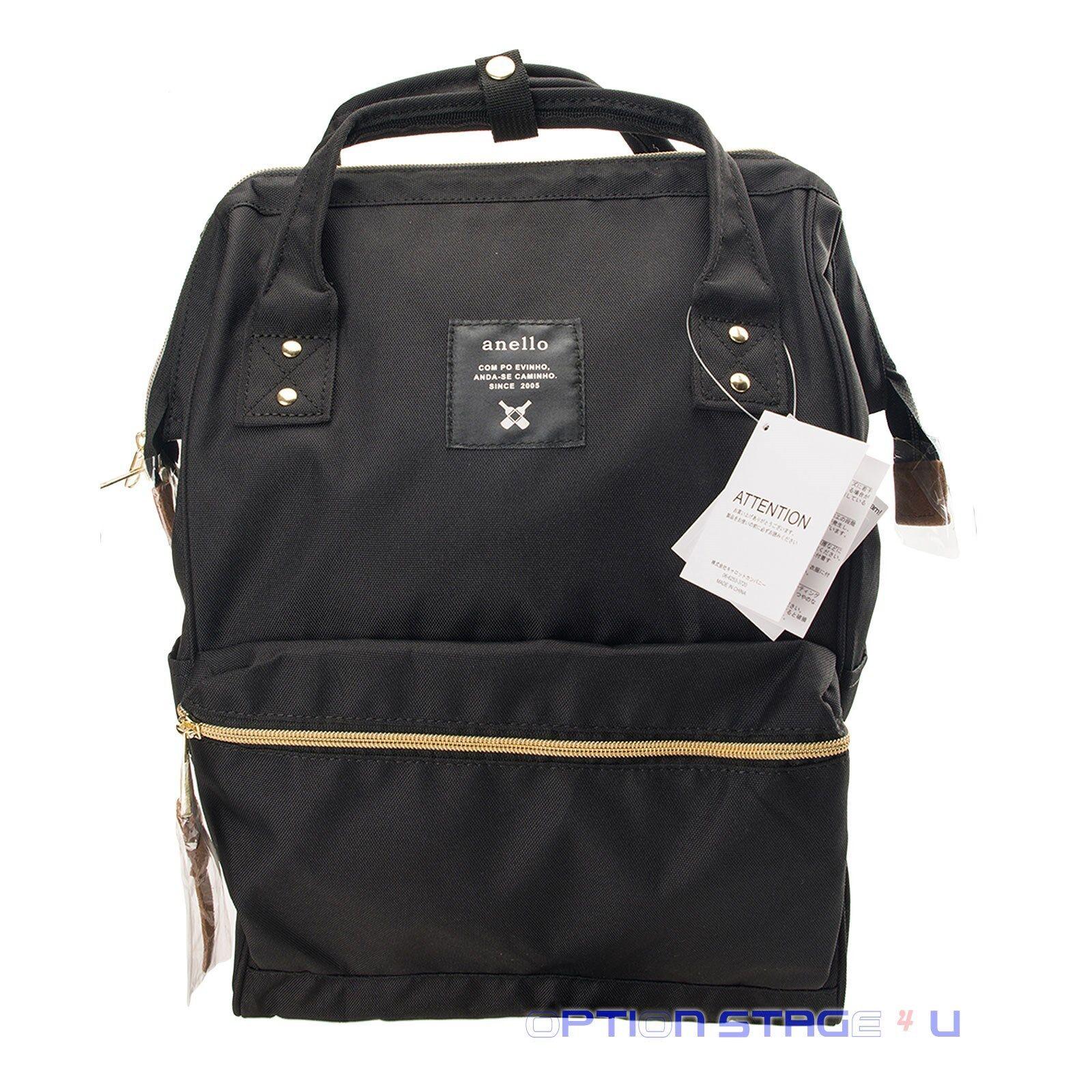 Black Fashion Rucksack
