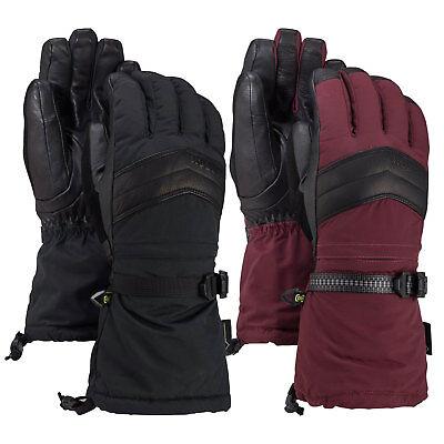 Burton Gore-Tex Warmest Glove GTX Damen-Skihandschuhe Snowboardhandschuhe Gloves Burton Gore Glove
