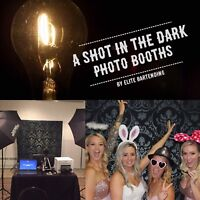 A Shot In The Dark Photo Booths (Instant Printed Photo-Strips)