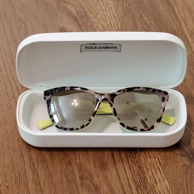 Dolce  & Gabbana leopard print Sunglasses Kids Children Girls