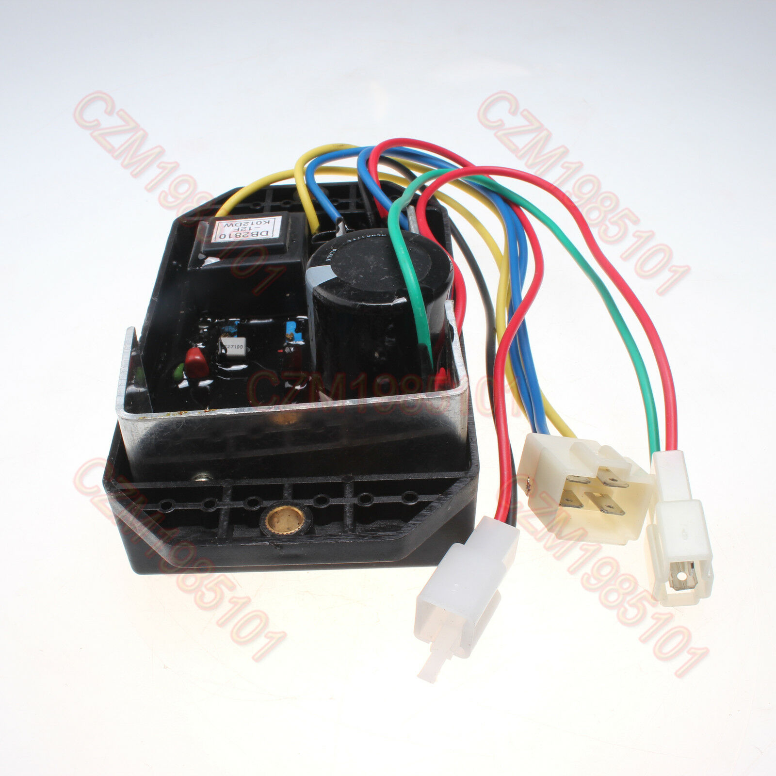 Details about Voltage Regulator 10KW AVR KI-DAVR-95S For KIPOR Single Phase  Diesel Generator