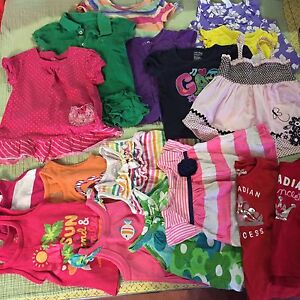 Large lot of girls 12-24mth