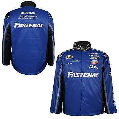 Carl Edwards 2014 Chase Auth  99 Fastenal Nylon Uniform Jacket Free Ship