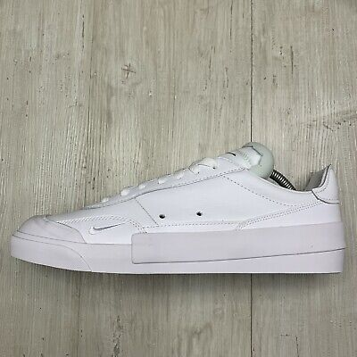 Nike Drop Type LX White Mens Trainers UK 10 EU 45 US...