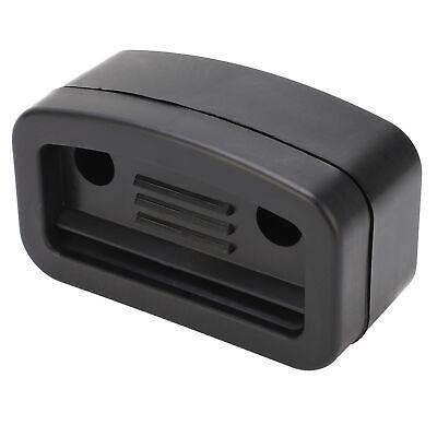 Plastic Air Compressor Intake Filter Sound Noise Muffler Silencer Kits