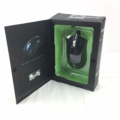 RAZER DeathAdder Black Wired Precision Optical Gaming Mouse