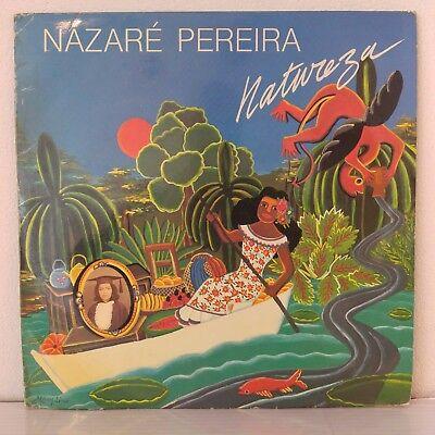 """Nazaré Pereira – Natureza (Vinyl, 12"""", LP, Album) comprar usado  Enviando para Brazil"""