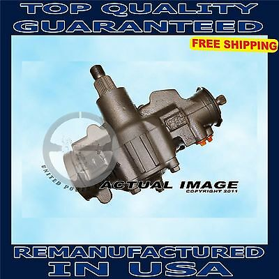Chevy -GMC Van 2500/3500 Steering Gear Box - Van Steering Gear