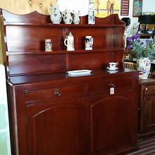 STUNNING MAHOGANY DRESSER Gawler South Gawler Area Preview