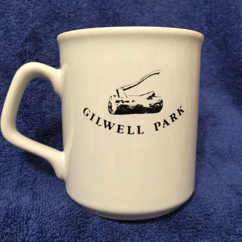 Scouts Mug - Gilwell Park - white cup - IMPAMARK LTD -