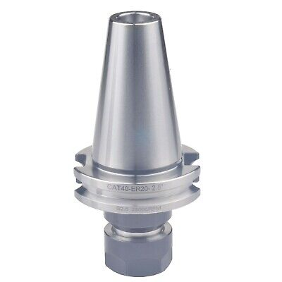 New 58-11 Cat40 Er20 2.5 G2.5 25000rpm Collet Chuck Tool Holder Usa Sell