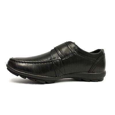 BOYS SMART DRESS SHOES KIDS TRAINERS FORMAL WEDDING BACK TO SCHOOL SHOES SIZES - Back To School Boys Shoes