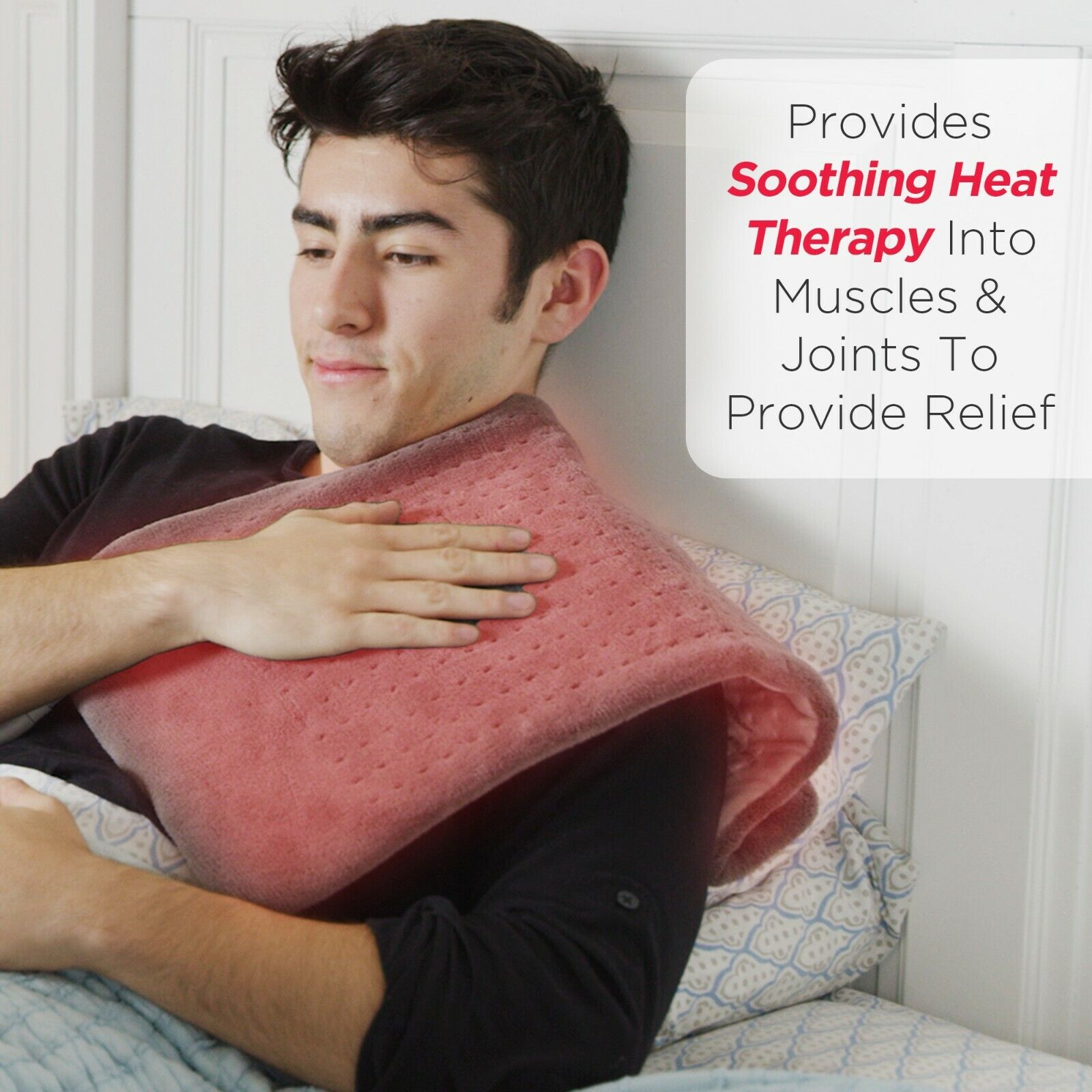 XL Electric Heating Pads for Back, Neck Heating Pad Fast Pai