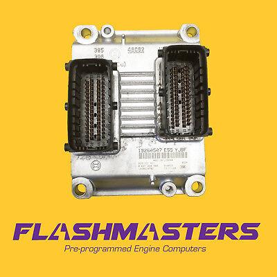 """2004 Corvette  Engine computer 12586243  /""""Programmed to your VIN/""""  ECM"""