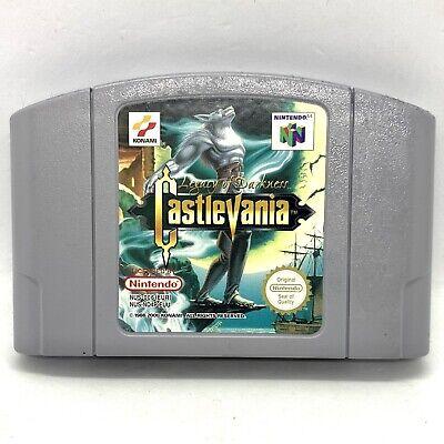 Castlevania Legacy Of Darkness - Nintendo N64 - PAL Cart Only - Konami