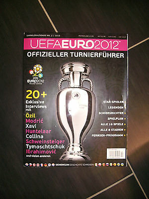 UEFA EURO 2012 - Sammlerausgabe Nr. 2 / 2012 - Offizielles Produkt