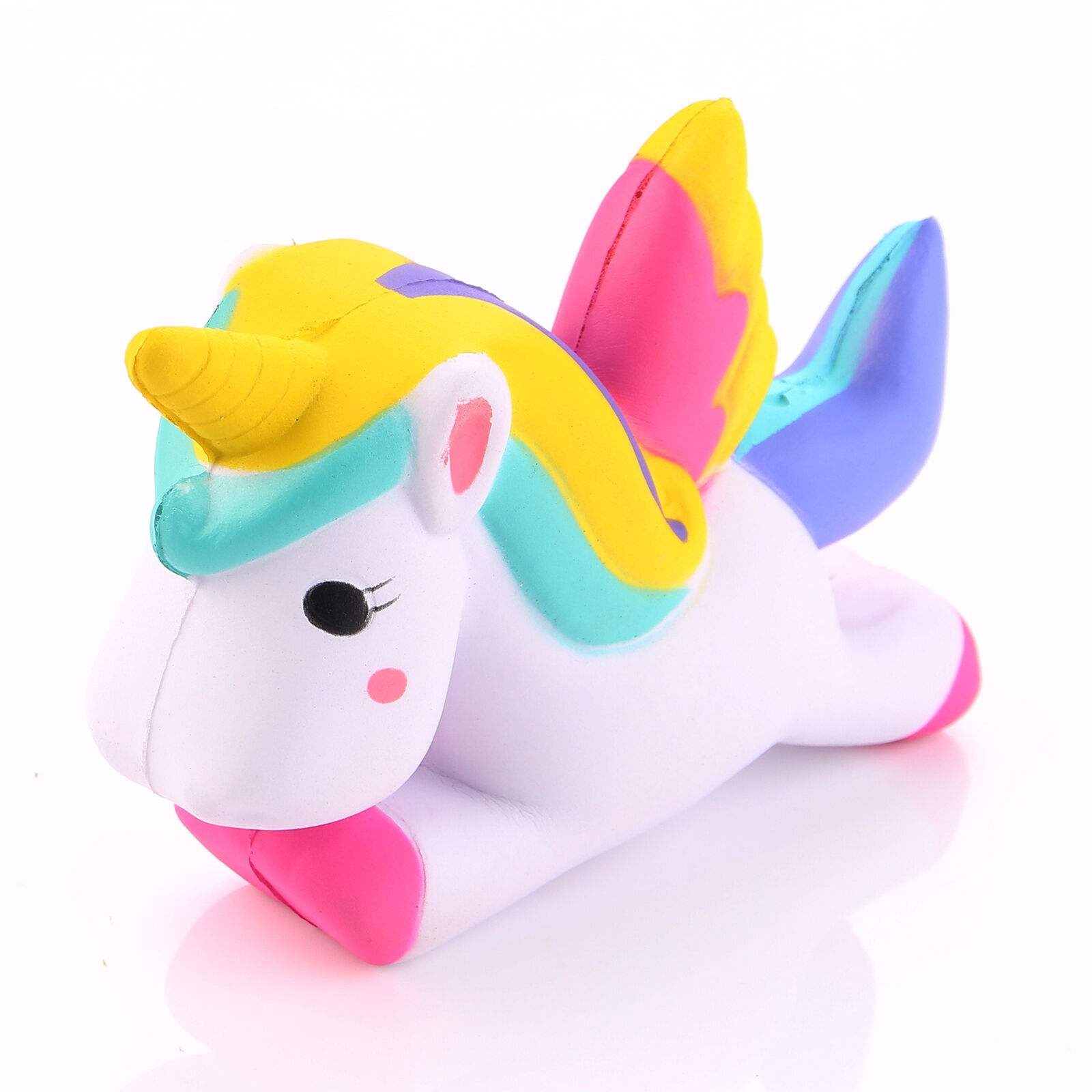 Cute Unicorn Squishy Squeeze Relieve Stress Slow Rising Kid