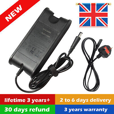 AC Adapter 19.5V 4.62A 90W Charger Power Supply Cord for Dell Laptop 7.4*5.0mm