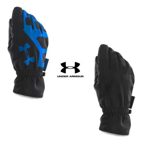 Under Armour Youth ColdGear Infrared Storm Stealth Glove, 1263387