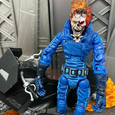 "Marvel Legends Toybiz Phasing Ghost Rider Variant Series 7 VII 6"" Action Figure"