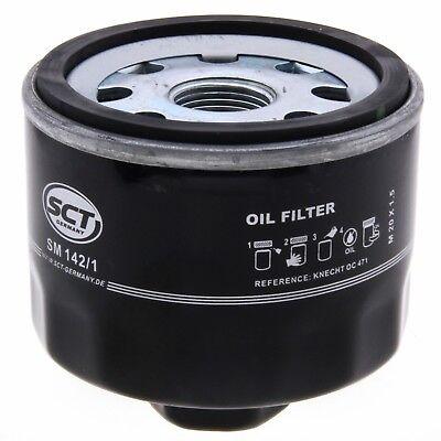 SCT Ölfilter SM142/1 Filter Motorfilter Servicefilter Anschraubfilter Dichtung