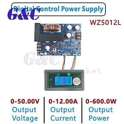 Wz5012lwz5020l Programmable Cnc Adjustable Step-down Power Supply Module