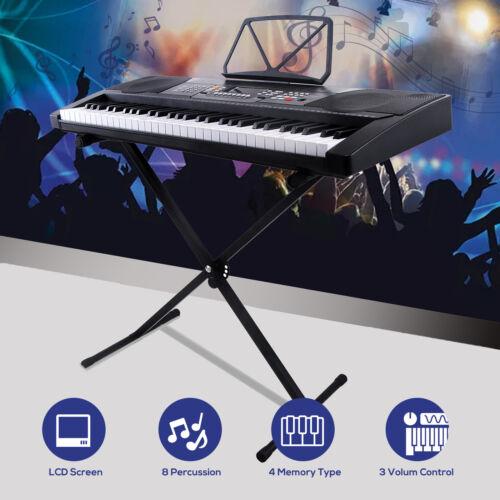 61 key electronic keyboard music digital electric
