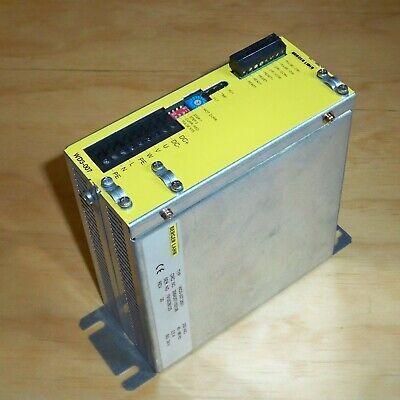 Sig Berger Lahr 3-phase Stepping Motor Power Controller Wd3-007.0501 Rev. 20