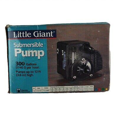 Little Giant Model Pe-2h Direct Drive Pump 518400