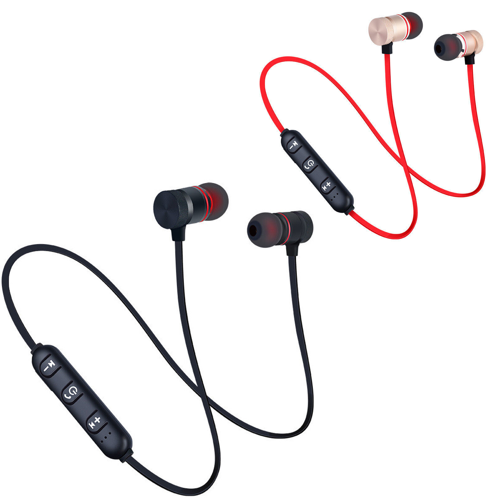 Wireless Twin Bluetooth Earbuds In-Ear Stereo Earphones Sport Headset Headphones