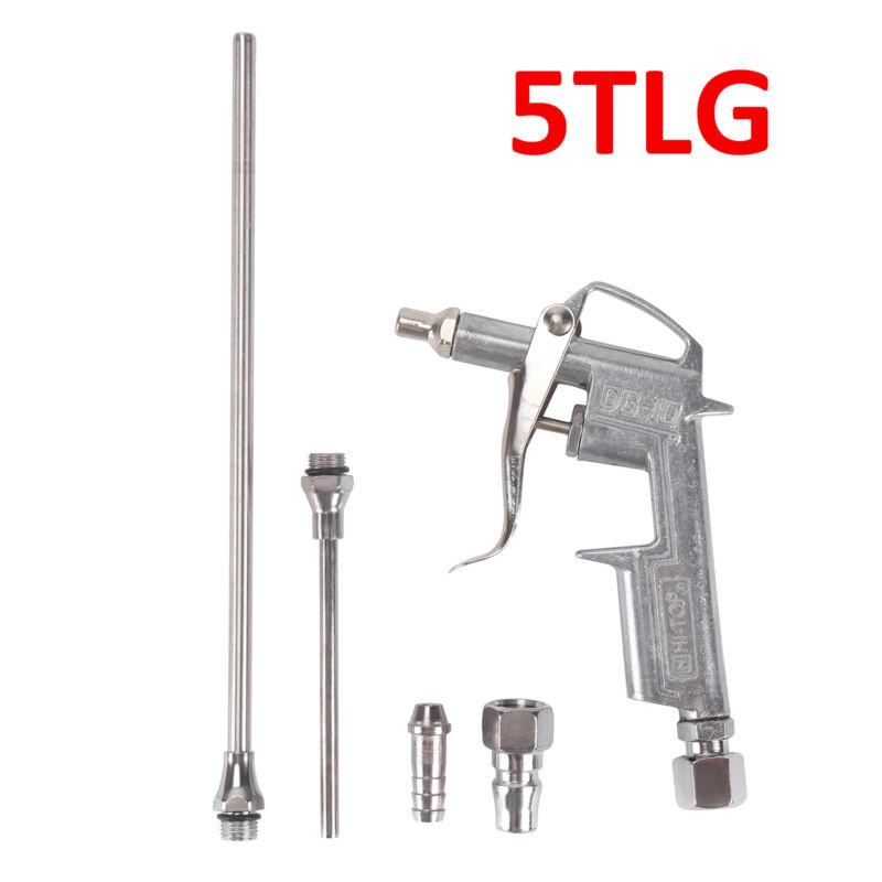 Druckluft Ausblaspistole Druckluftpistole 3 Düsen Pressluft Luftpistole Werkzeug