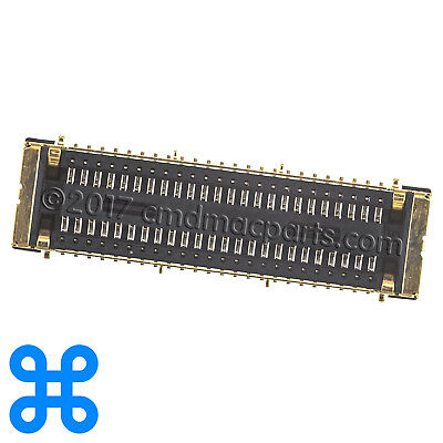 "I/O TO LOGIC BOARD CONNECTOR 48-Pin - MacBook Air 11"" A1465, 13"" A1466 2012-2015"