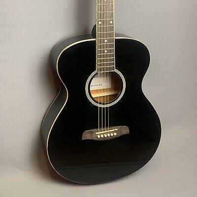 NEW: Brunswick BF100BK Grand Auditorium Acoustic Guitar 🎸6-String in Black