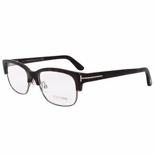 Authentic Tom Ford Eyeglasses Men Tf 5307 Havana 053 Tf5307 52mm by Tom Ford