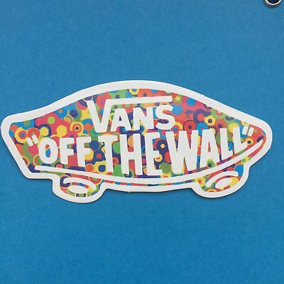 Vans Sticker gebraucht kaufen! Nur noch 4 St. bis 75% günstiger