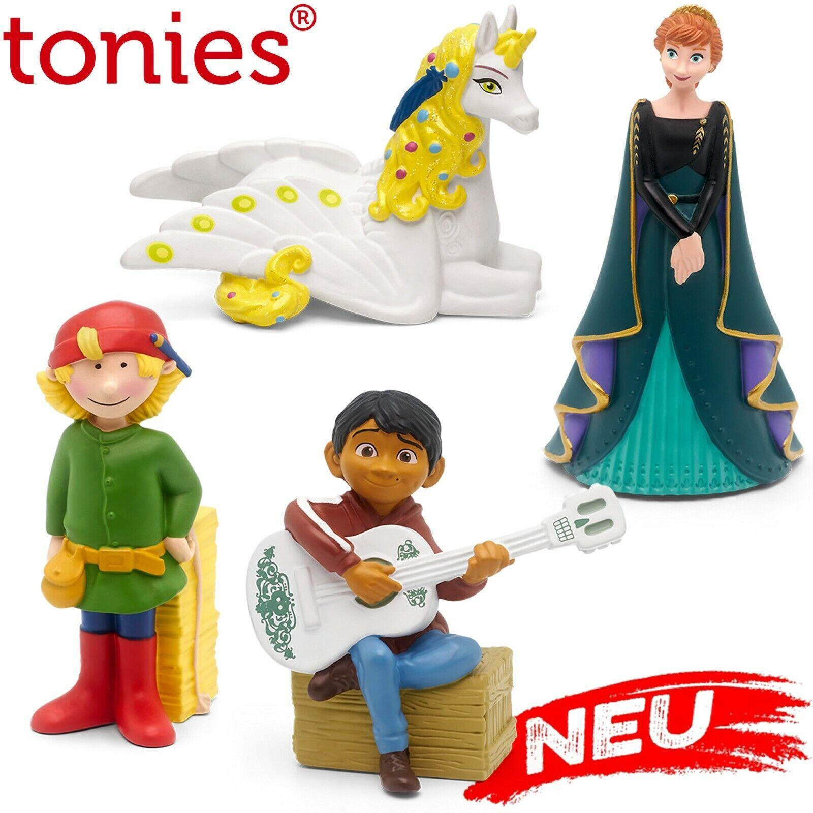 Tonies Tonie Figur Hörfigur Neuheiten Coco Frozen Anna Mia and Me Vorverkauf