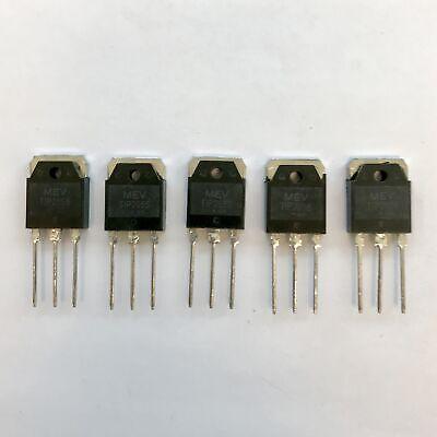 Pkg Of 5 Tip2955 Pnp Power Transistor 15a 60v Mev To-218