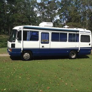 1990 Toyota Coaster Deluxe Ninderry Maroochydore Area Preview