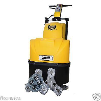 20 Concrete Genie Polishing Grinder Floor Prep Machine 5 Hp Resurfacing Diamond