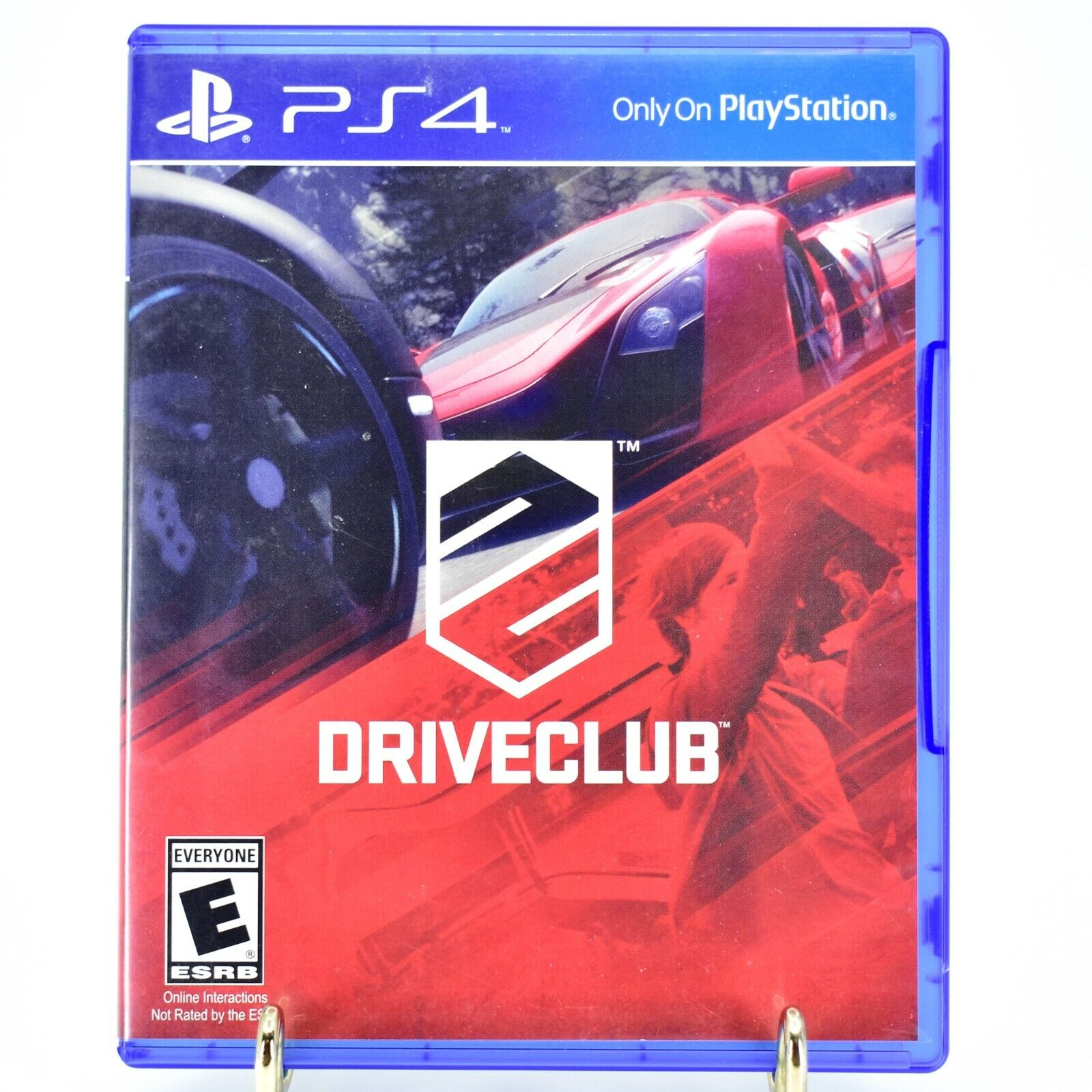 Driveclub Playstation 4 PS4 Racing Video Game