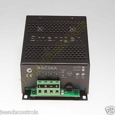 New Samartgen Battery Charger Bac06a 12v Controller Bac06a-12v For Generator