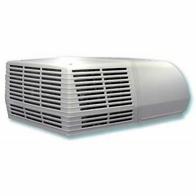 RV Coleman 48008-966 Mach Power Saver AC Heat Pump 13500 BTU Arctic White