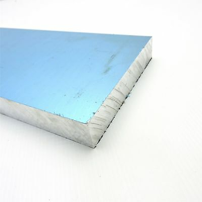 1 Thick Precision Cast Aluminum Plate 5.375 X 38.5 Long Sku 106044