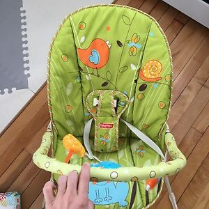 $20 fisher price vibrating baby chair