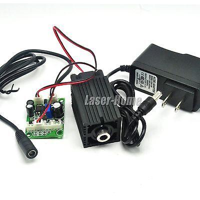 808nm 500mw Ir Focusable Dot Laser Diode Module W 12v Adapter Ttldriver Fan